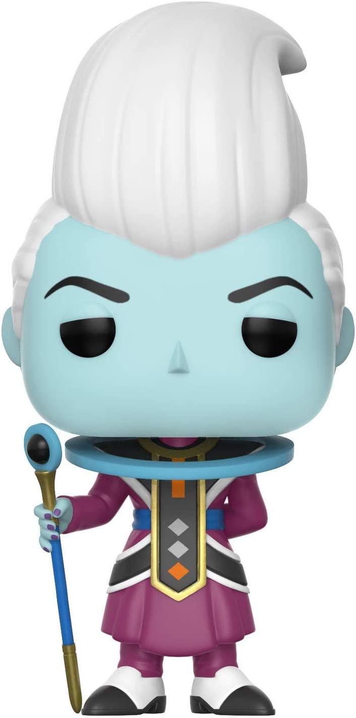 POP Funko Dragon Ball Super 317 Whis Glows in The Dark Special Edition