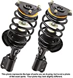 Pair Brand New Complete Front Left & Right Strut Shock Coil Spring Assembly - BuyAutoParts 75-800872C New