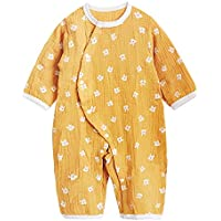 Pauboli bebé pijama de una pieza de algodón