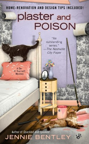 book cover of Plaster and Poison