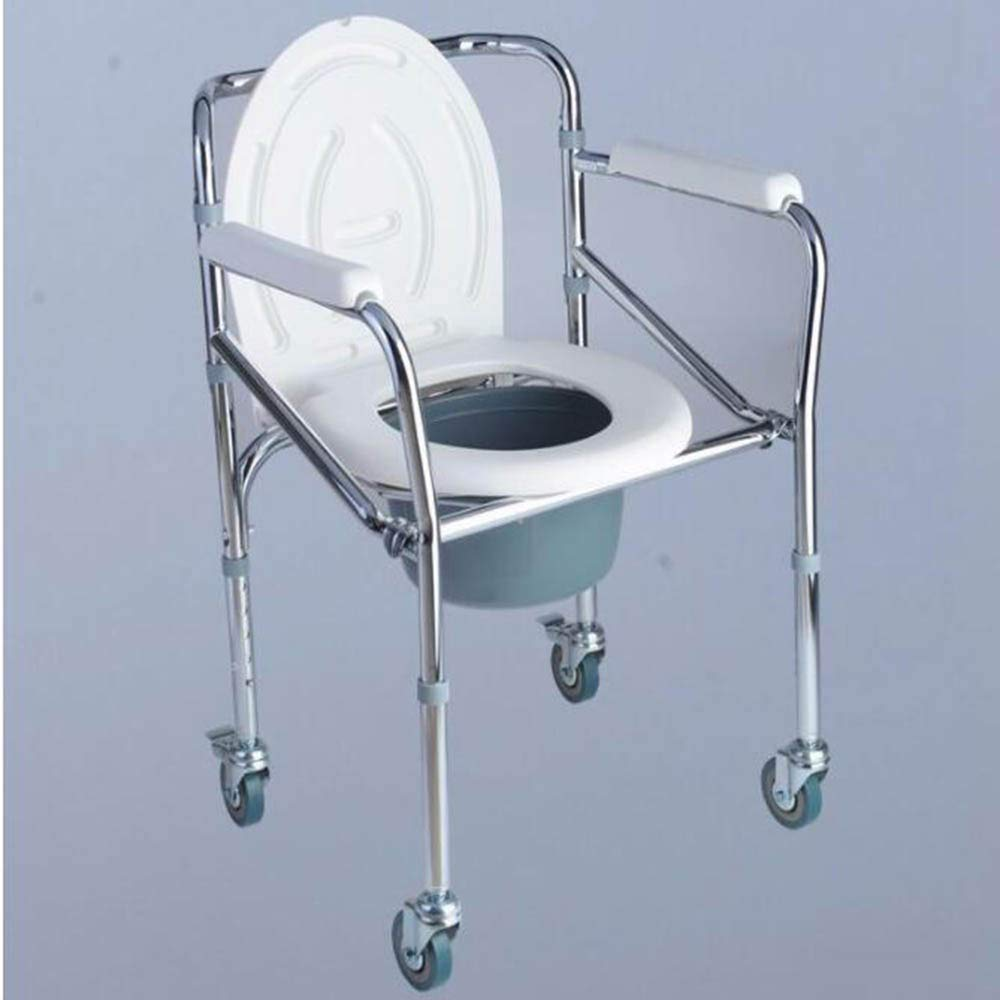 Humorous Folding Non-slip Pregnant Woman Or Old Man Sitting On The Chair Or The Stool Simple Toilet High Quality Materials Furniture Accessories