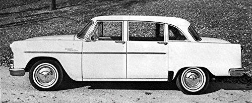 - 1968 Checker Marathon 6 Passenger Sedan Factory Photo