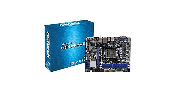ASRock H61M-HVS Intel Chipset Driver Download