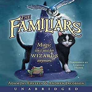 The Familiars Audiobook