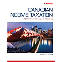 Canadian Income Taxation 2018/2019 Connect Combo
