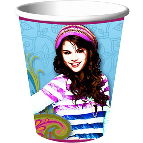 Shindigz Wizards of Waverly Place 9 oz. Paper Cups