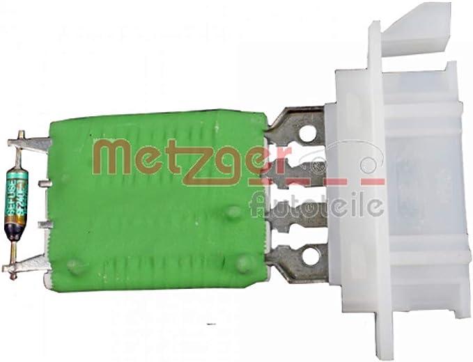 Metzger 917228 Widerstand Innenraumgebläse Auto
