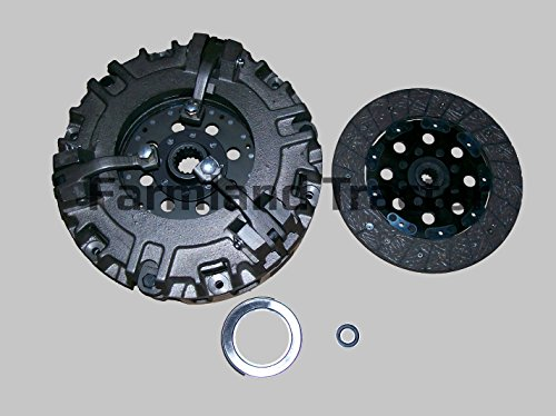 SBA320040483K New Ford Compact Tractor 1720 & 2866 Heavy Duty Dual Clutch Kit