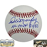 "Dale Murphy Autographed/Signed Rawlings Official Major League Baseball with ""NL MVP"" Inscription - Atlanta Braves"