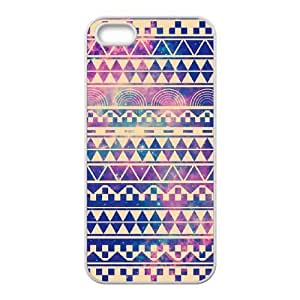 Aztec Tribal Pattern Original New Print DIY Phone Case for Iphone 5,5S,personalized case cover ygtg537169