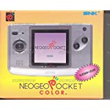 SNK NEOGEO Pocket Color Console in Platinum Silver