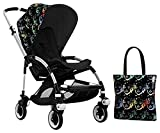 Bugaboo Bee3 Accessory Pack - Andy Warhol Marilyn/Black (Special Edition)