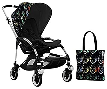Amazon.com: Bugaboo Bee3 Accessory Pack – Andy Warhol ...