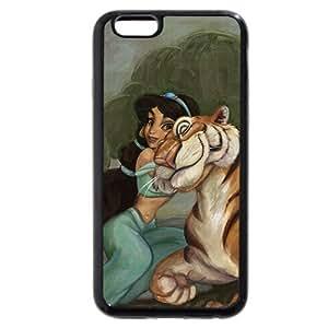 Disney Cartoon Mulan Hard Plastic Phone Case; Cover For Htc M7 Cover - Black