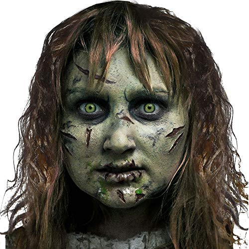 Halloween Exorcist Makeup (Party City The Exorcist Makeup Halloween Costume Accessory Kit for)