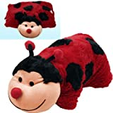 Cuddlee Pet Pillow Plush Stuffed Pillow Pet - Ladybug