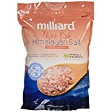 Milliard Himalayan Salt Coarse Crystals – Pure and Natural with Minerals and Nutrients for Health Benefits (3-6 mm) 5Lb. Bag