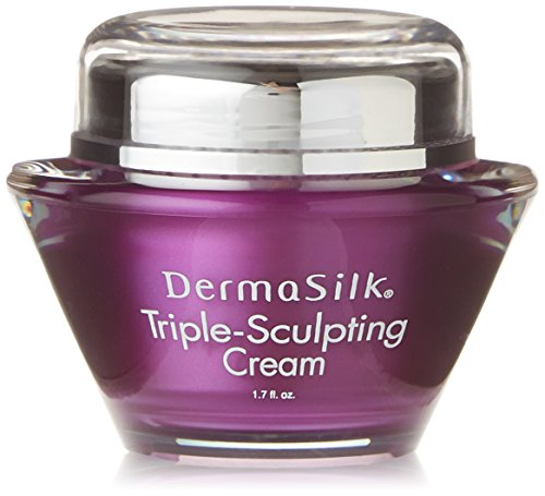 DermaSilk Triple-Sculpting Anti-Aging Cream, 1.7 Ounce