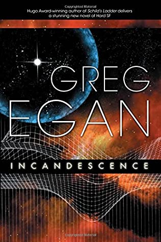 book cover of Incandescence