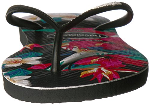 Infradito Tropical Slim Black Donna Havaianas qUXwdBU