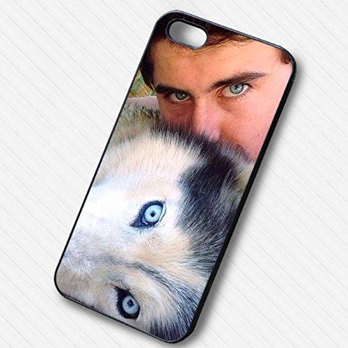 Cute blue eyes pour Coque Iphone 6 et Coque Iphone 6s Case K3C8VO