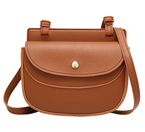 La Mochila gzaspunb13 Tendencias marrón Cuero Pu Moda Para Hopeeye 1 De Mujer 4 Mujer green qvtx0wvpS