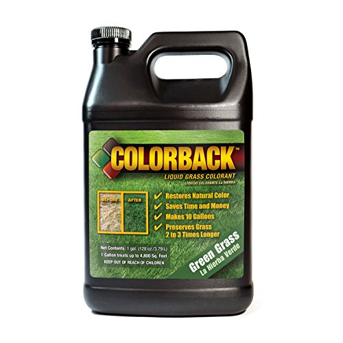 COLORBACK Mulch Color Concentrate 1 Gallon