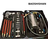 Fuel Injection System Cleaning Throttle Toolkit for auto Fuel Injector and Cleaner Machine GX100