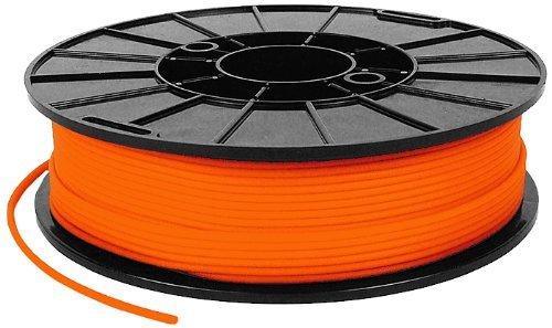 Semiflex Lava (Orange) NinjaFlex TPE Filament, 1.75 mm ...