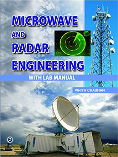 Microwave and Radar Engineering with Lab Manual, Vinith