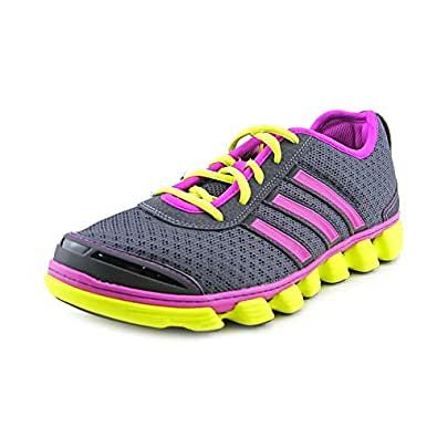 ADIDAS Liquid 2 W Running Shoe - Phantom/Vivid Pink/Lab lime (Women) - 6