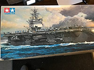 1/350 Tamiya CVN-65 USS Enterprise Nuclear Aircraft Carrier Model