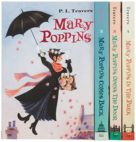 - Mary Poppins Boxed Set