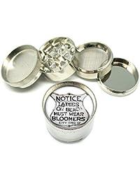 Acquisition 4 Piece Metal Grinder 2