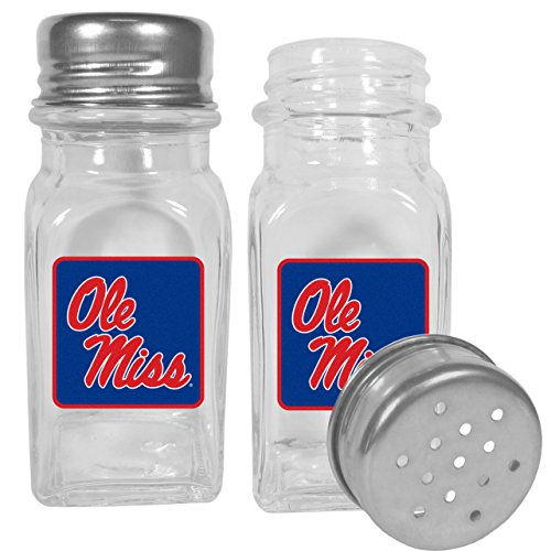 (NCAA Mississippi Ole Miss Rebels Graphics Salt & Pepper)
