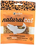 Sojos 557113 Natural Cat Salmon Treat, 1 Oz For Sale