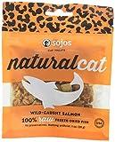 Sojos 557113 Natural Cat Salmon Treat, 1 Oz