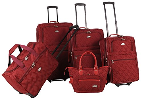 american-flyer-pemberly-buckles-5-piece-luggage-set-wine-one-size