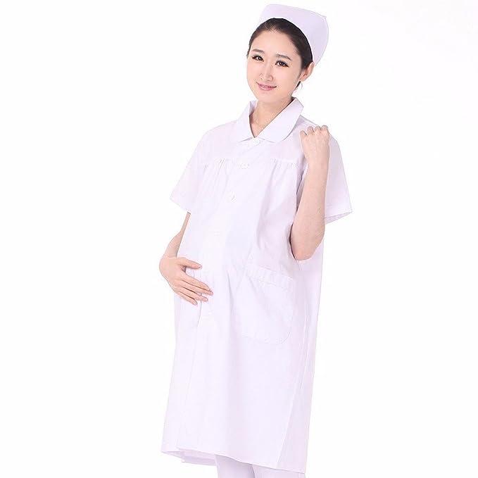 Xuanku Las Enfermeras De Manga Larga, Pantalones De Maternidad, Ropa De Maternidad, Manga