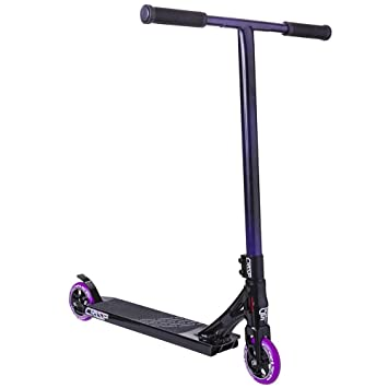 Crisp Scooters Evolution Pro - Patinete Scooter, Color Negro ...