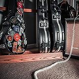 String Swing CC29 Folding Hardwood Guitar Case Rack