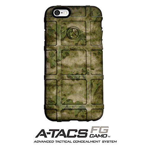 GunSkins Phone Skin Camouflage Kit DIY Vinyl Wrap for iphone 6/6S (A-TACS FG from A-TACS Camo)