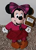 Retired Mickey Mouse Clubhouse Disney Minnie Mouse Special Birthstone Limited Edition 8