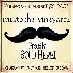 Mustache Vineyards Flavor Savor Taster Pack Mixed Pack, 6 x 750 mL