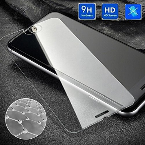 Price comparison product image Tenworld Tempered Glass Flim Screen Protector for iPhone 7 Plus 5.5 inch / iPhone 7 4.7 inch (For iPhone 7)