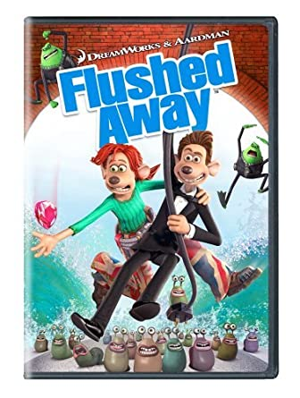 Amazon Com Flushed Away Dvd 2006 Region 1 Us Import Ntsc Movies Tv