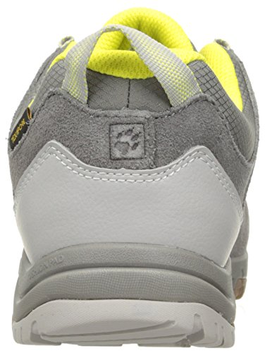 Flashing Low Women's Green Jack Rocksand Texapore Hiking Wolfskin Shoe W Z87nWR