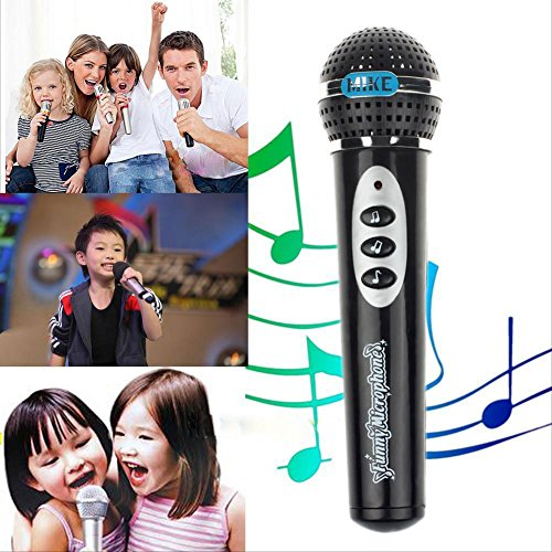 VIPASNAM-Microphone Mic Karaoke Singing Kids Funny Music Toy Xmas Gift For Girls Boys Hot (Gift Basket Websites)