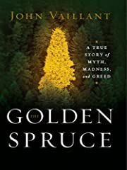 A tale of obsession so fierce that a man kills the thing he loves most: the only giant golden spruce on earth.When a shattered kayak and camping gear are found on an uninhabited island in the Pacific Northwest, they reignite a mystery surroun...