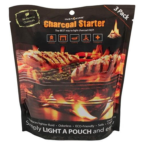 charcoal starter how to use